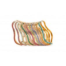 Jimmy Crystal Bracelet BJ102 by Birthstone