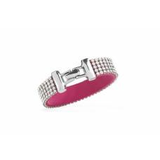 Jimmy Crystal Bracelet BJ109 PINK CLEAR