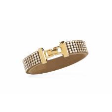 Jimmy Crystal Bracelet BJ109 GOLD