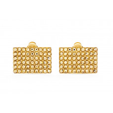 Jimmy Crystal EARRINGS EJ1708 GOLD