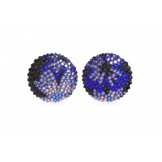 Jimmy Crystal Swarovski EARRINGS EJ1835 BLOOM