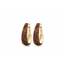 Jimmy Crystal Swarovski Earrings EJ1839