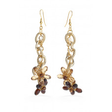 Jimmy Crystal EARRINGS EJ1923