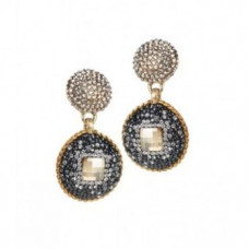 Jimmy Crystal Earrings EJ1926A