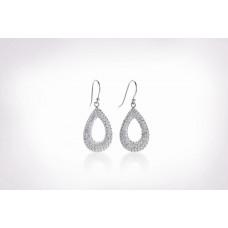 Jimmy Crystal Earrings EJ2019
