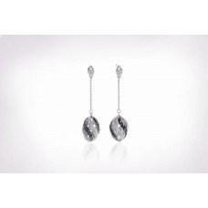 Jimmy Crystal Swarovski Earrings EJ2021