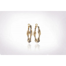 Jimmy Crystal Swarovski Earrings EJ2048