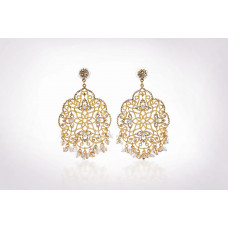 Jimmy Crystal Swarovski Earrings EJ2054