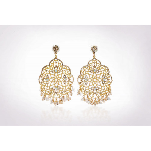 055b90b8f Jimmy Crystal Swarovski Earrings EJ2054
