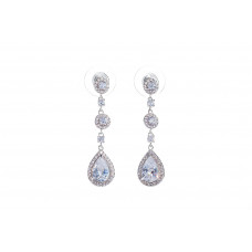 Jimmy Crystal Swarovski Earrings EJ2172