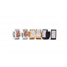 Jimmy Crystal Earrings EJ2202A