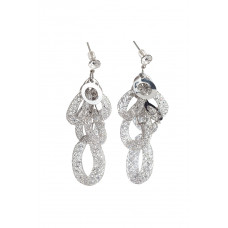 Jimmy Crystal Earrings EJ2226