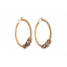 Jimmy Crystal Earrings EJ2233