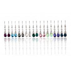 Jimmy Crystal Earrings EJ2255X