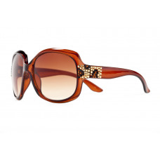 Jimmy Crystal Sunglasses GL1002 LEOPARD