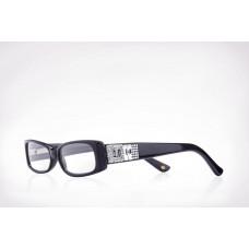 Jimmy Crystal Swarovski JCR124 Black & White Readers