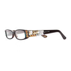 Jimmy Crystal Swarovski Reading Glasses JCR124 EXOTIC