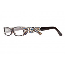 Jimmy Crystal Swarovski Reading Glasses JCR124 GORGEOUS