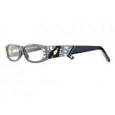Jimmy Crystal Reading Glasses JCR206 NIGHT RIVER