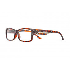 Jimmy Crystal Swarovski Reading Glasses JCR275 BROWN