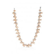 Jimmy Crystal Pearl Necklace NJ118