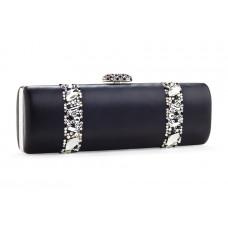 Jimmy Crystal Handbag PJ281 BLACK