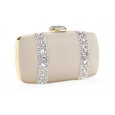 Jimmy Crystal Handbag PJ282 GOLD