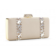 Jimmy Crystal Swarovski Handbag PJ283 GOLD