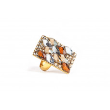 Jimmy Crystal Ring1708