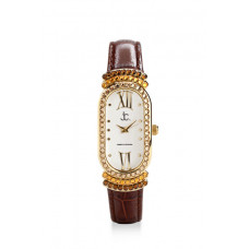 Jimmy Crystal Swarovski Watch WJ532 BROWN