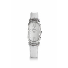 Jimmy Crystal Swarovski Watch WJ532 WHITE