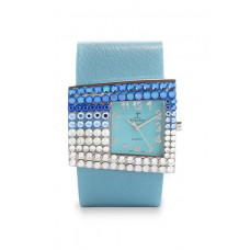 Jimmy Crystal Swarovski Watch WJ535A BLUE