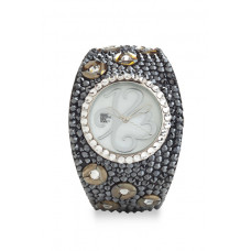 Jimmy Crystal Swarovski Watch WJ546A BLACK