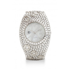Jimmy Crystal Swarovski Watch WJ546A WHITE