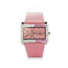 Jimmy Crystal Swarovski Watch WJ587A PINK