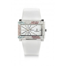 Jimmy Crystal Swarovski Watch WJ587A WHITE