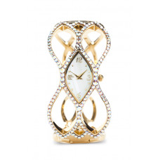 Jimmy Crystal Swarovski Watch WJ602 GOLD