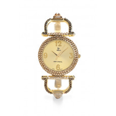 Jimmy Crystal Swarovski Watch WJ614A GOLD