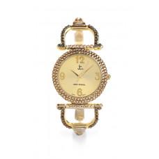 Jimmy Crystal Swarovski Watch WJ614A GOLD