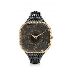 Jimmy Crystal Swarovski Watch WJ621 BLACK