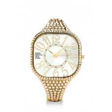 Jimmy Crystal Swarovski Watch WJ621 GOLD