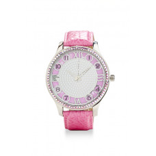 Jimmy Crystal Swarovski Watch WJ623 PINK