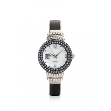 Jimmy Crystal Swarovski Watch WJ625 BLACK