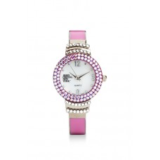 Jimmy Crystal Swarovski Watch WJ625 PINK