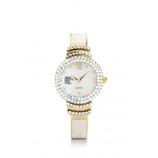 Jimmy Crystal Swarovski Watch WJ625 WHITE