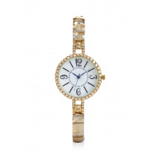 Jimmy Crystal Swarovski Watch WJ646 GOLD