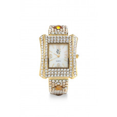 Jimmy Crystal Swarovski Watch WJ654 GOLD
