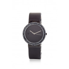 Jimmy Crystal Swarovski Watch WJ660 BLACK