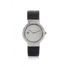 Jimmy Crystal Swarovski Watch WJ660 SILVER