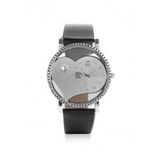 Jimmy Crystal Swarovski Watch WJ662 BLACK